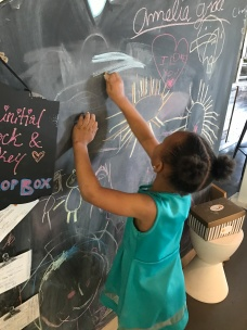 Chalkboard for kids