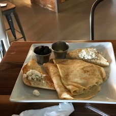 Classic Breakfast Crêpe
