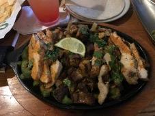 CHicken/Steak Fajitas